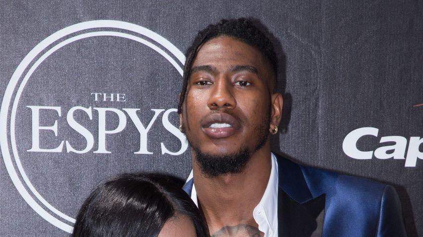 Mit einem Kabel: NBA-Star holt eigenes Baby auf die Welt!