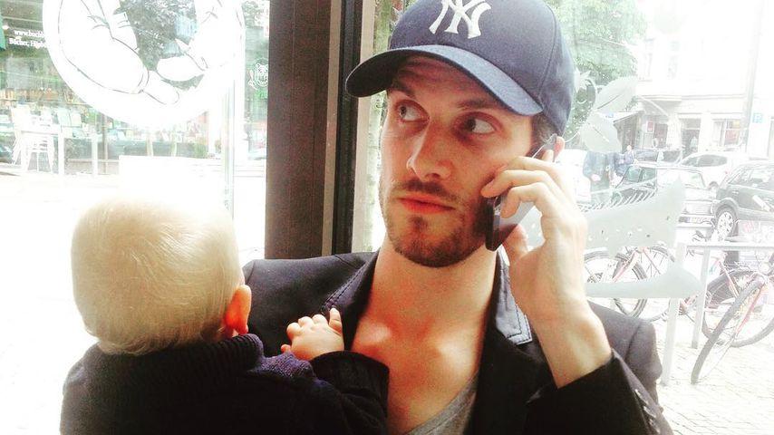 Abstand von GZSZ: Thaddäus Meilinger liebt seine Papa-Rolle