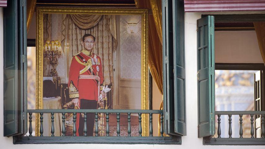 Thailands König Bhumibol