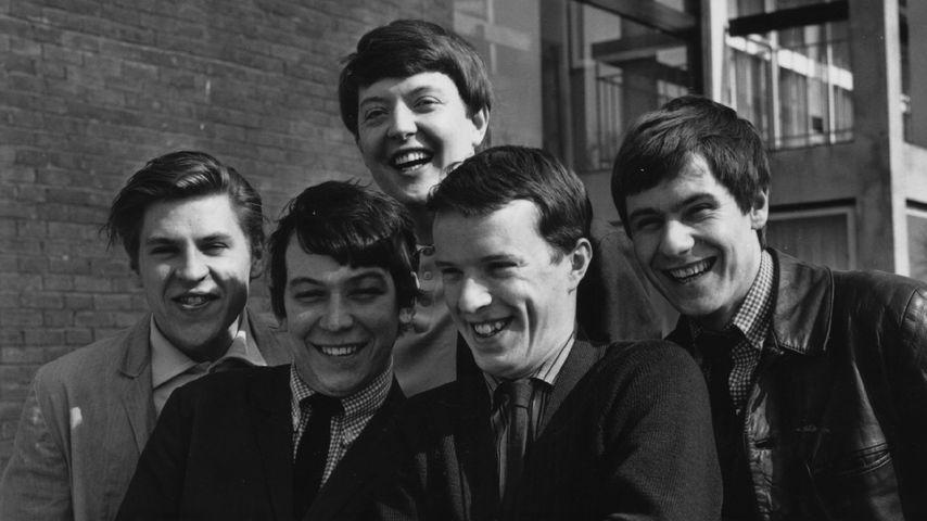 The Animals im März 1964