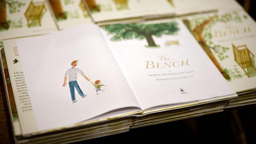 """""""The Bench"""", das Kinderbuch von Herzogin Meghan"""