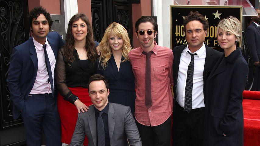 """Großzügig? Darum verzichten """"Big Bang Theory""""-Stars auf Gage"""