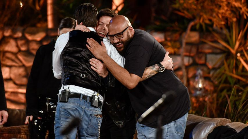 """The BossHoss, Paddy Kelly und Moses Pelham bei """"Sing meinen Song"""""""