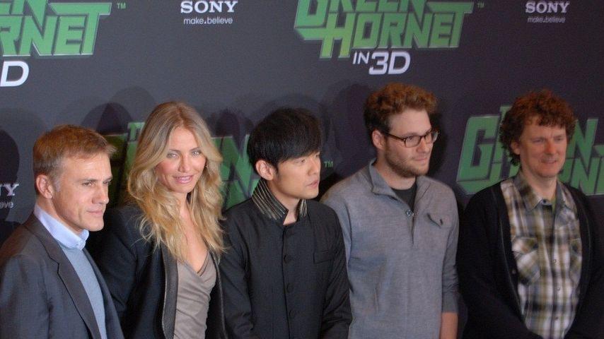"""""""The Green Hornet"""" schwirrt durch die Hauptstadt"""