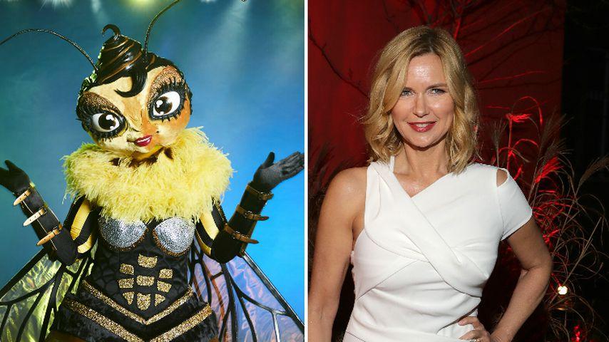 """""""Masked Singer""""-Bienen-Exit: Erste Worte von Veronica Ferres"""