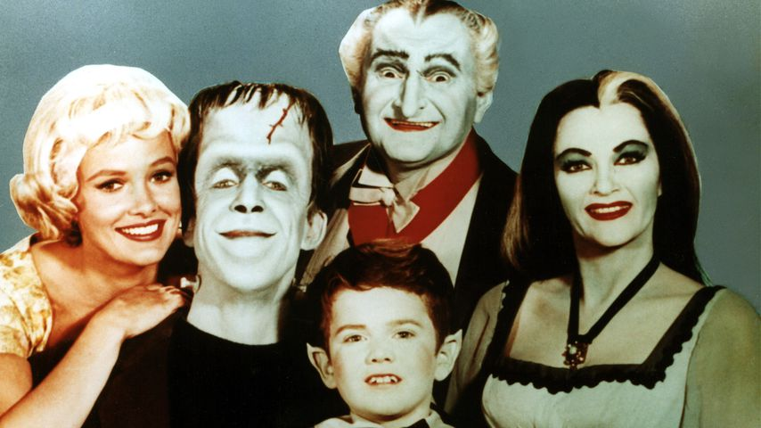 "Der ""The Munsters""-Cast"