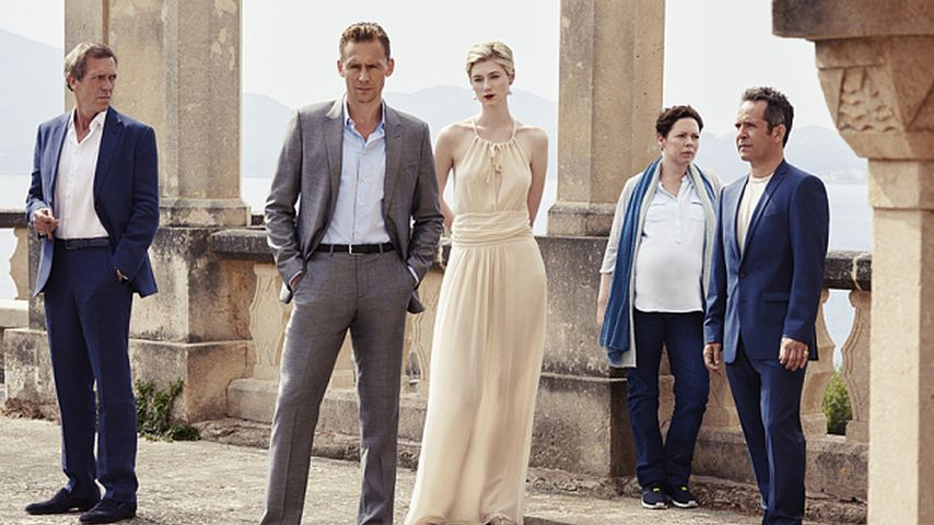 "Mit Tom Hiddleston: Kommt 2. Staffel ""The Night Manager""?"