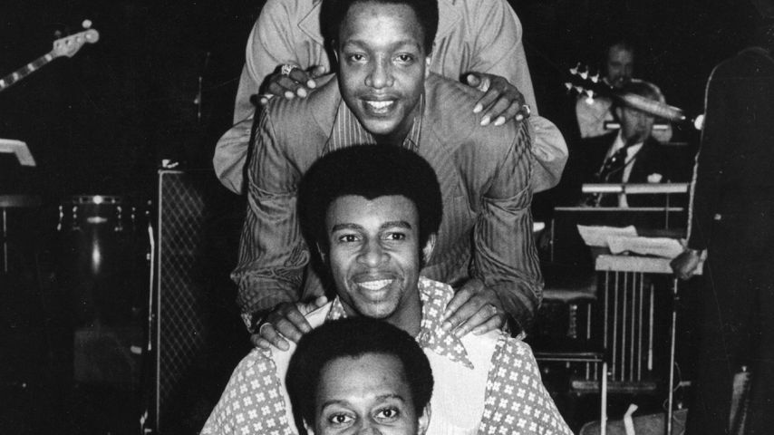 The Temptations im Januar 1970