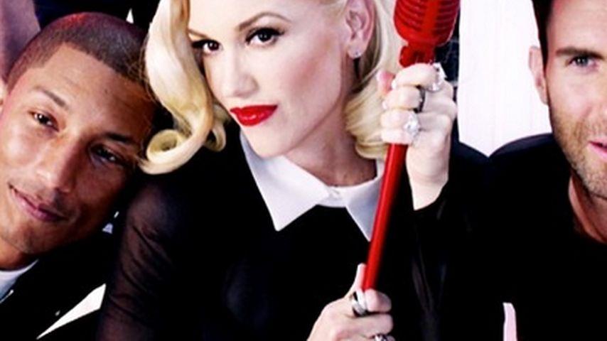 The Voice: Jetzt legen Gwen Stefani & Pharrell los