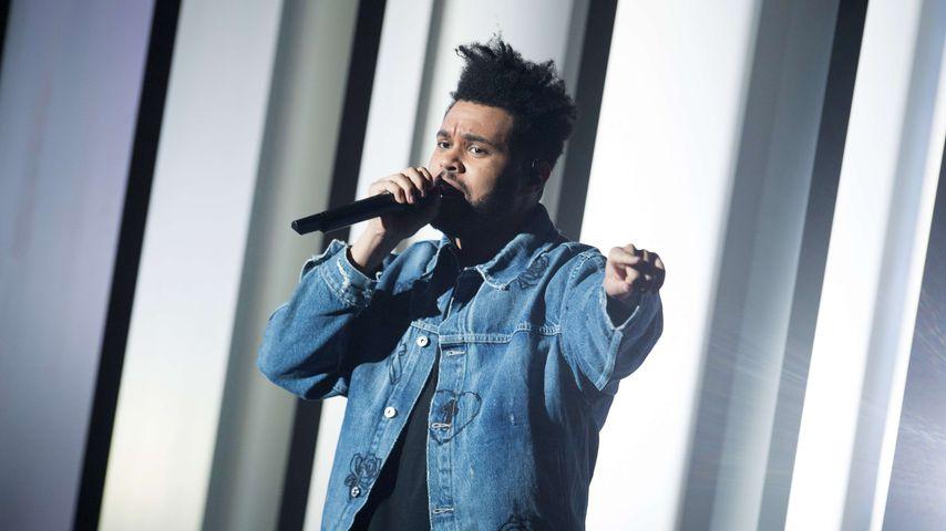 The Weeknd bei den NRJ Music Awards 2019