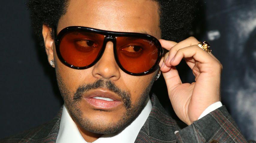 "The Weeknd bei der ""Uncut Gems""-Premiere in Hollywood im Dezember 2019"