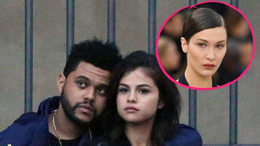 Irres Gerücht: Hat The Weeknd Bella Hadid mit Sel betrogen?