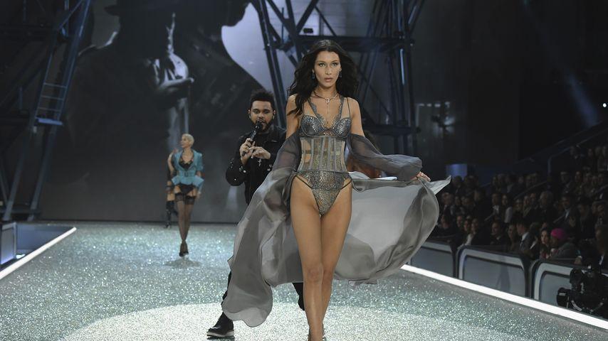 Rosenkavalier: The Weeknd badet seine Bella Hadid in Blumen