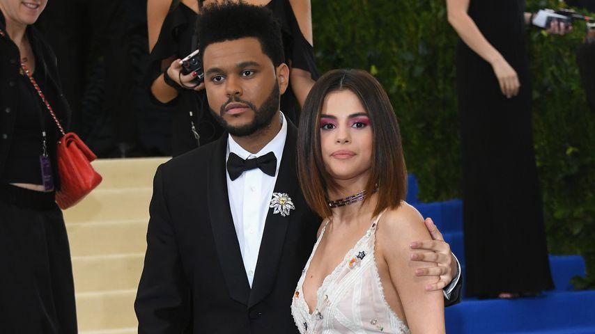 The Weeknd: DAS liebt er ganz besonders an seiner Selena!