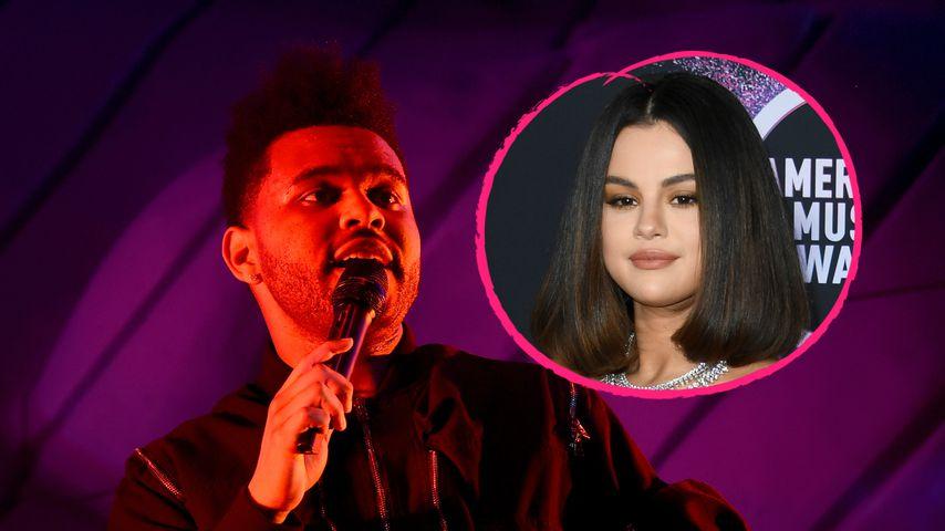 Veröffentlicht The Weeknd einen Song über Ex Selena Gomez?
