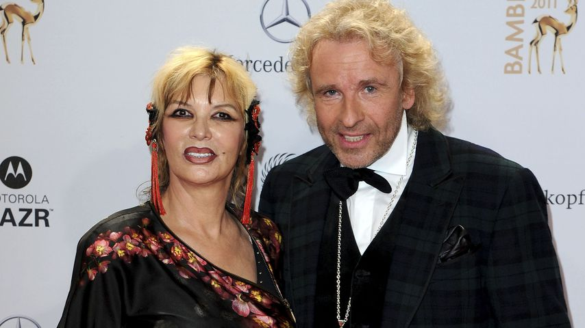 Nach Trennung: Thomas Gottschalk schenkt Thea Luxus-Villa!