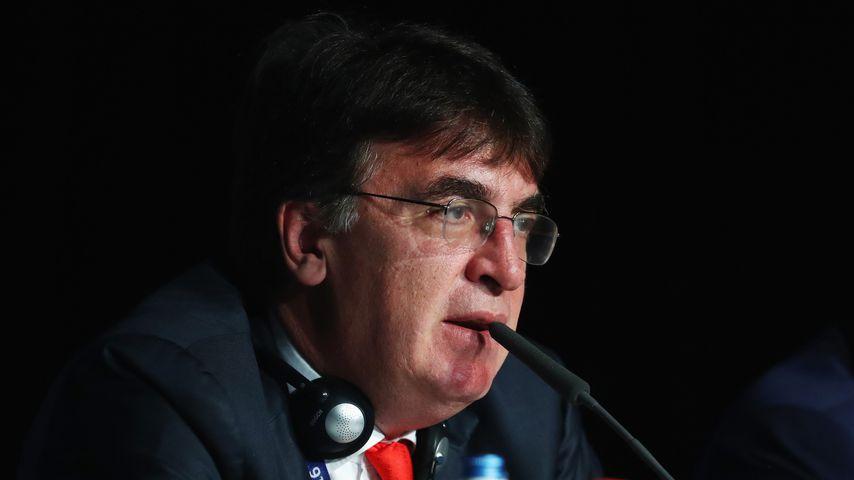 Theodore Theodoridis, UEFA-Generalsekretär