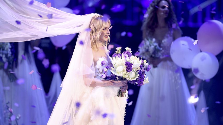 "Theresia Fischer beim ""Germany's next Topmodel""-Finale 2019"