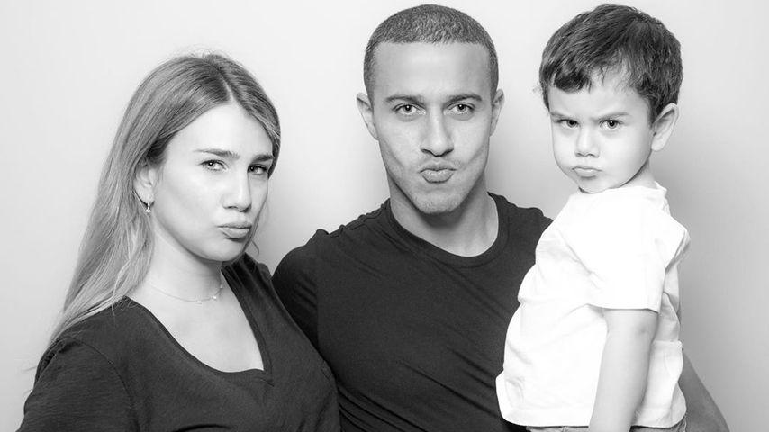 Baby-Enthüllung bei Thiago Alcántara: Es wird ein Mädchen!