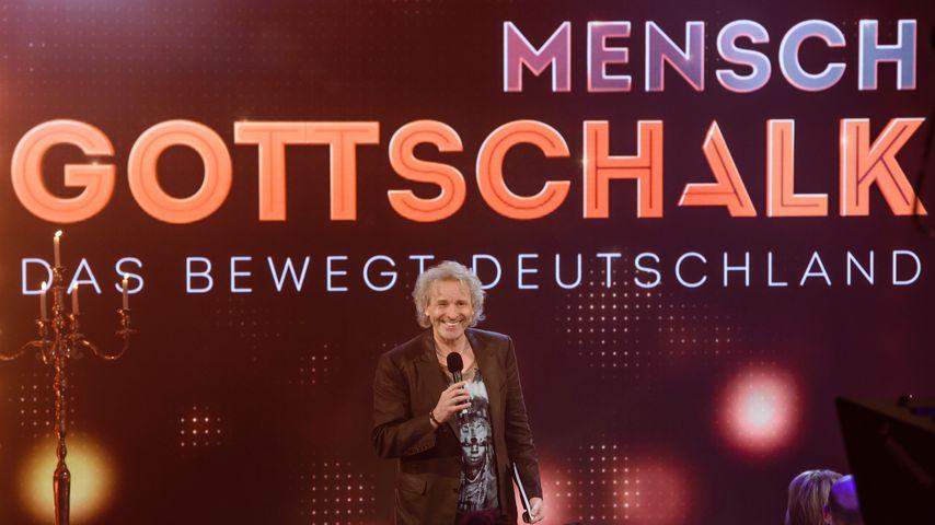 Thomas Gottschalk, Moderator