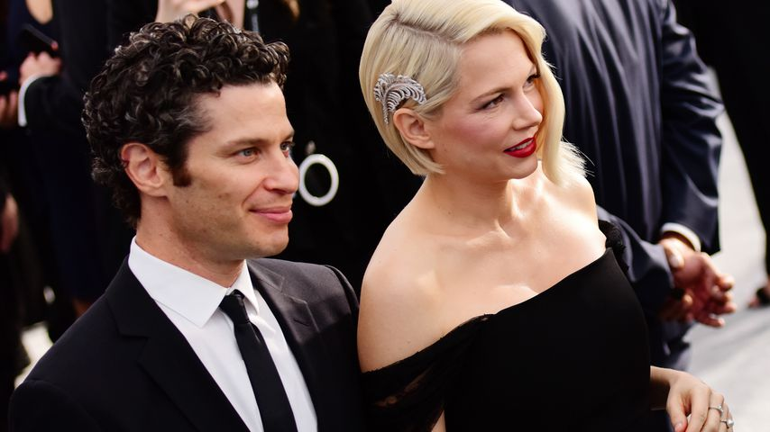 Thomas Kail und Michelle Williams bei den Screen Actors Guild Awards 2020