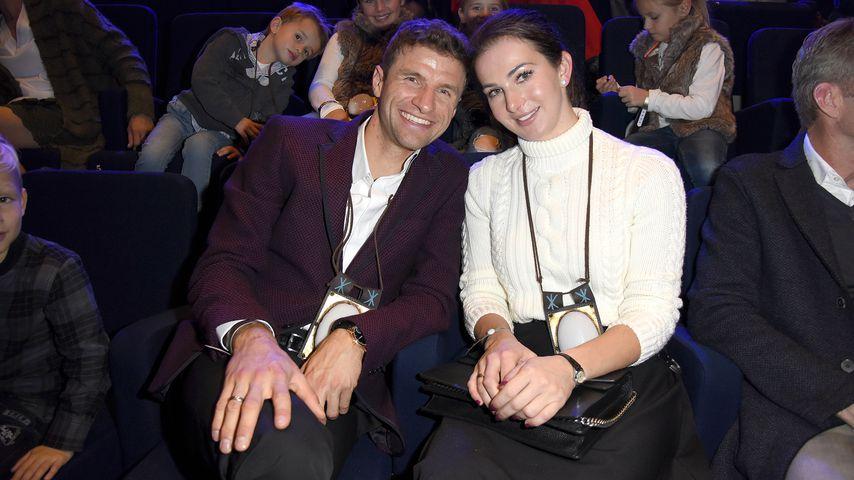 Thomas und Lisa Müller bei der Apassionata-Show