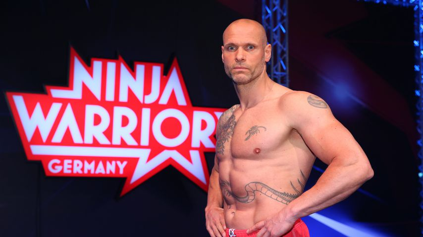 "Thorsten Legat bei der RTL-Show ""Ninja Warrior Germany"" in Köln 2016"