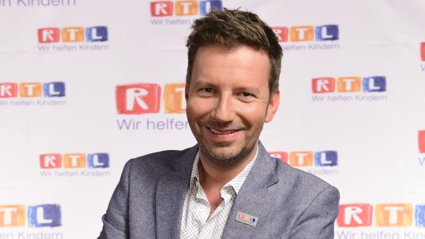 Thorsten Schorn beim RTL Spendenmarathon 2014 in Köln