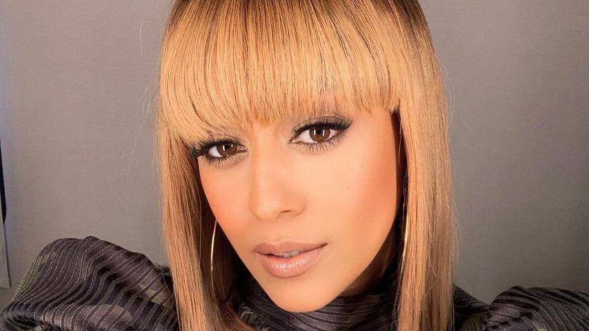 Nanu? TV-Star Tia Mowry-Hardrict hat plötzlich blonde Haare