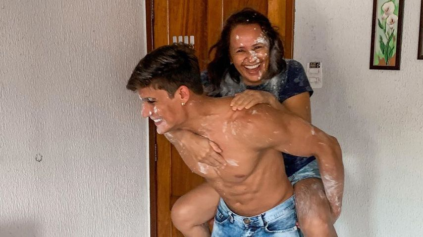 Tiago Ramos und Nadine Goncalves