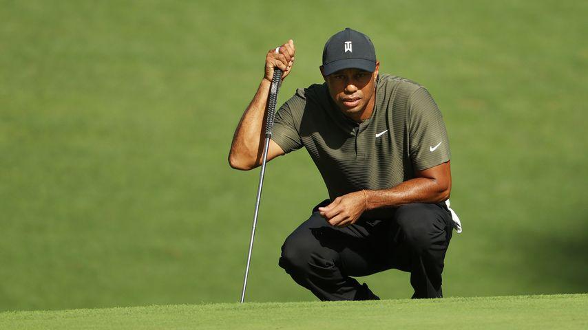 Tiger Woods, Profigolfer