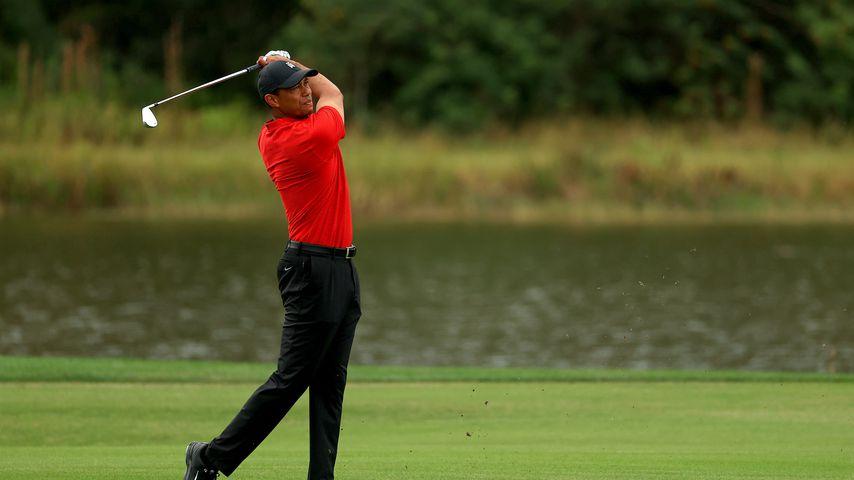 Tiger Woods, Golfer