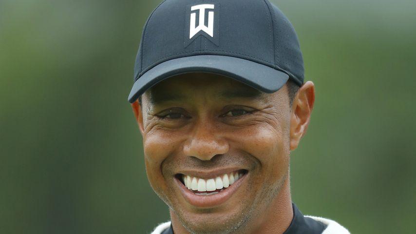 Tiger Woods bei den US Open 2019