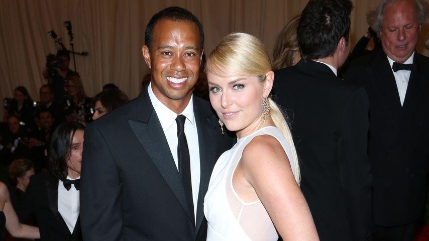 Alles aus! Trennung bei Tiger Woods & Lindsey Vonn