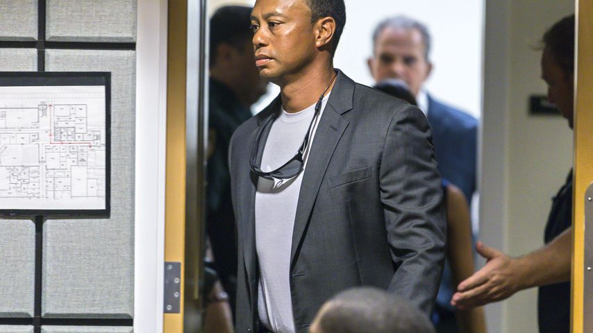 Tiger Woods' Gerichtsanhörung im Oktober 2017