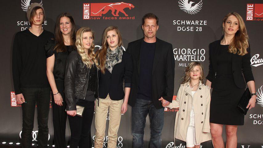 Maserati-Model: Lilli Schweiger (17) übt für Führerschein