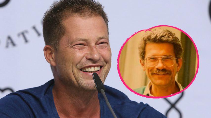 Til Schweiger lacht: Sein Papa sieht aus wie Simpsons-Figur!
