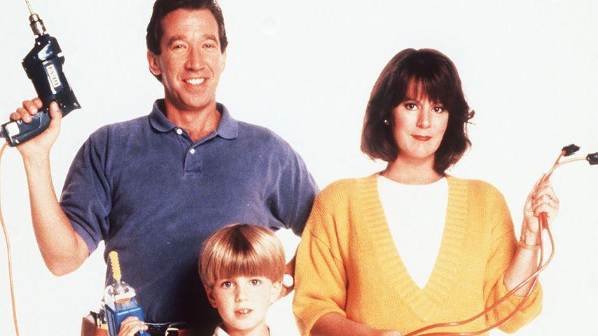 """Tim Allen, Patricia Richardson und Taran Noah Smith in """"Hör mal, wer da hämmert"""""""