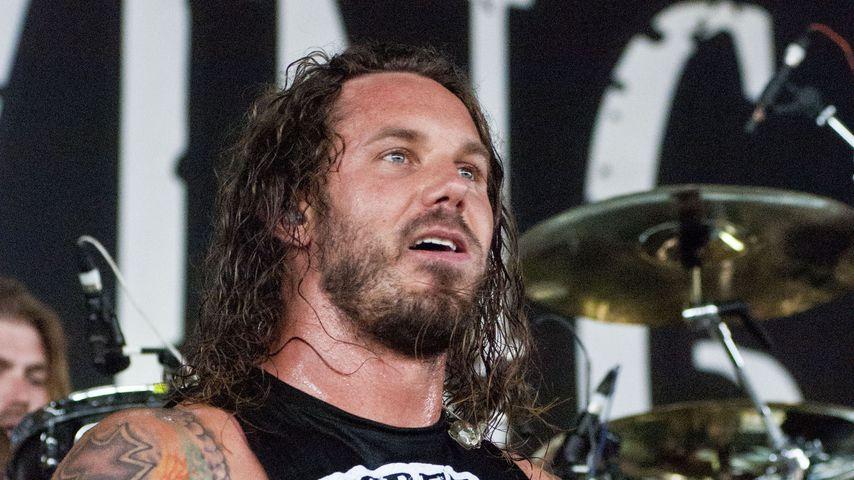 Nach Mord-Anschlag: Metalsänger Tim Lambesis feiert Comeback