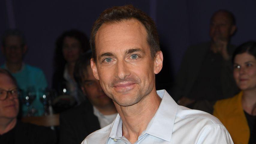 Tim Lobinger bei der NDR Talk Show im Mai 2018