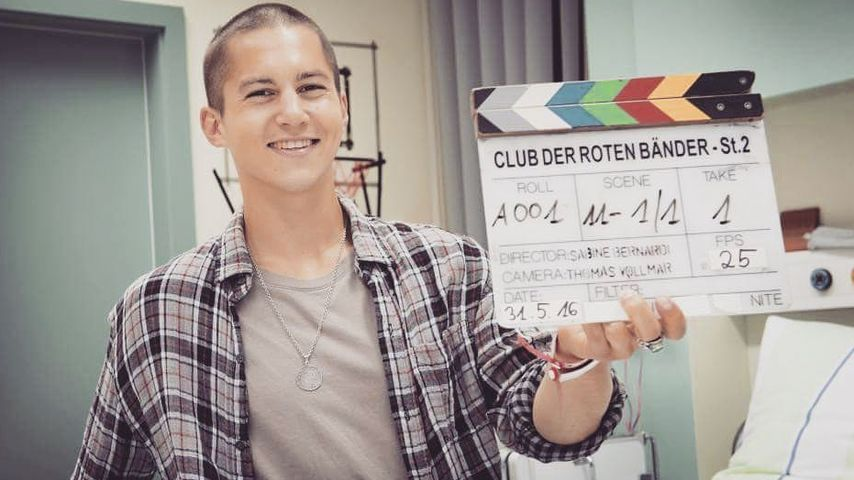 Foto-Beweis: CdrB-Tim Oliver Schultz trägt jetzt Fast-Glatze