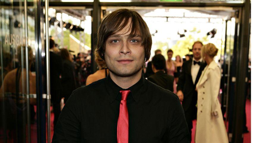 Tim Sander beim Deutschen Fernsehpreis