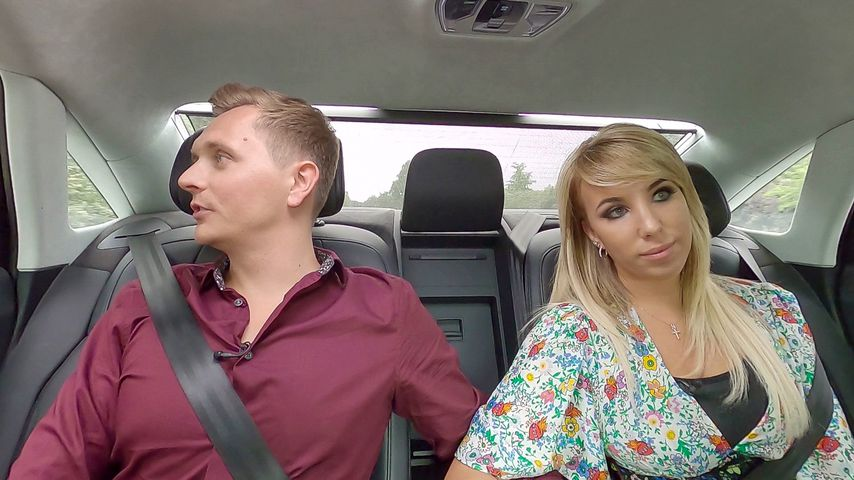 """Tim Sandt und Annemarie Eilfeld, """"Sommerhaus der Stars"""" Folge eins"""