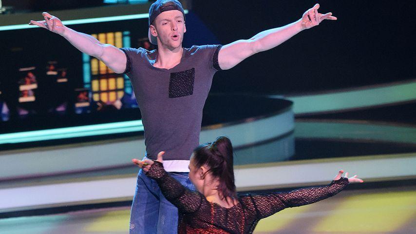 "Timur Bartels und Amani Fancy, ""Dancing on Ice"" 2019"