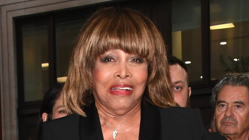 Tina Turner im April 2018