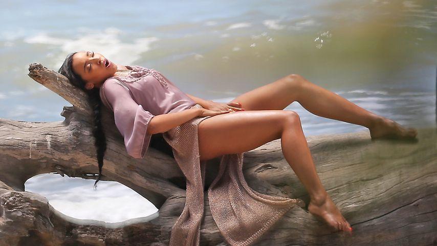 Sexy Tinashe: Denkt sie hier an Neu-Boyfriend Calvin Harris?