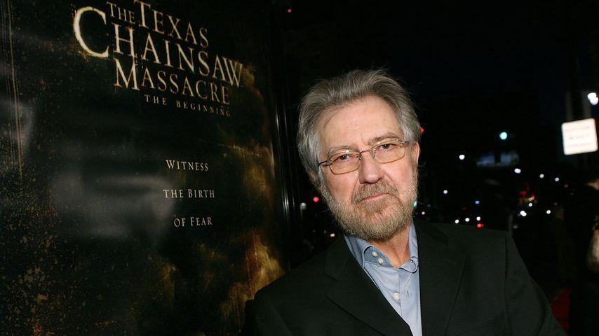 """Tobe Hooper bei der """"Texas Chainsaw Massacre""""-Premiere"""