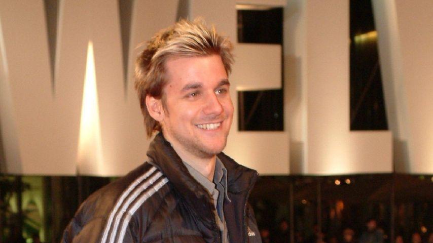 """Tobi Schlegl bei der Premiere von """"Oceans Twelve"""" im Jahr 2004"""