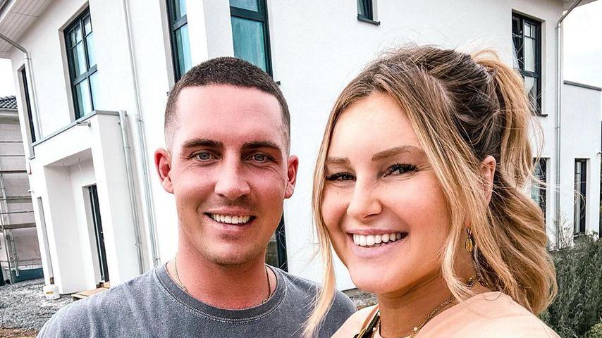 Tobias und Maren Wolf im August 2020