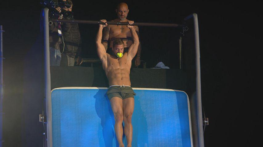 "Tobias Wegener im Live-Duell bei ""Promi Big Brother"""